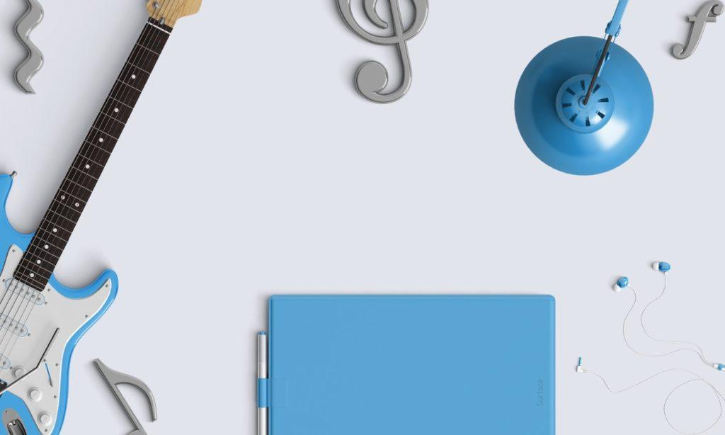 Gitarrenunterricht online Videochat skype
