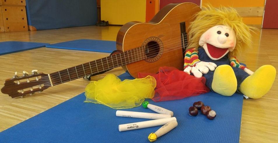 Musikkurs für Kinder musikalische Früherziehung